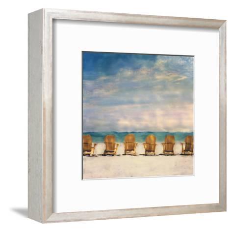 Golden Beach-Joe Gemignani-Framed Art Print