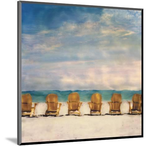 Golden Beach-Joe Gemignani-Mounted Art Print