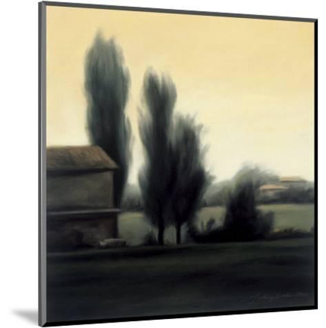 Farm in Emilia Romagna-Mallory Lake-Mounted Art Print