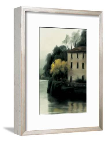 Menaggio, Lake Como-Mallory Lake-Framed Art Print