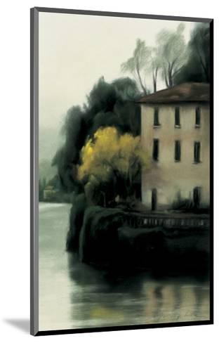 Menaggio, Lake Como-Mallory Lake-Mounted Art Print