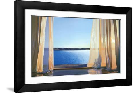 Long Golden Day-Alice Dalton Brown-Framed Art Print