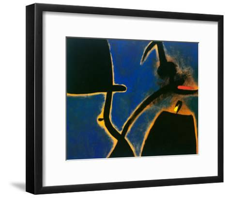 Dones Ocell-Joan Mir?-Framed Art Print