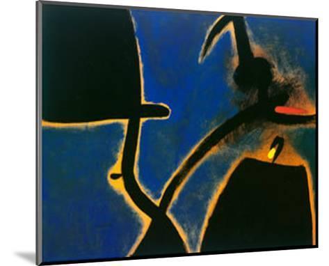 Dones Ocell-Joan Mir?-Mounted Art Print