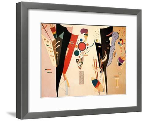 Reciprocal Agreement, c.1942-Wassily Kandinsky-Framed Art Print