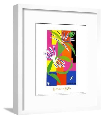Creole Dancer, c.1947-Henri Matisse-Framed Art Print