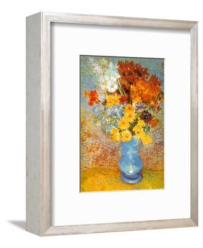 Vase of Flowers, c.1887-Vincent van Gogh-Framed Art Print