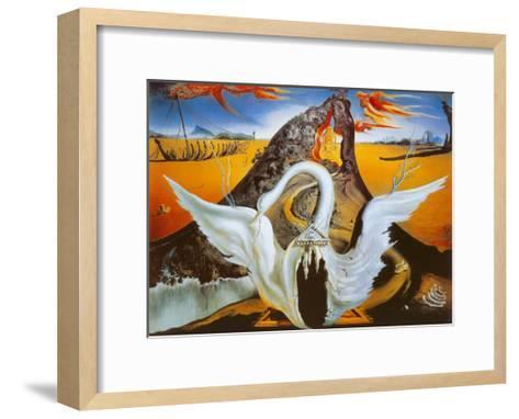 Bacchanale-Salvador Dal?-Framed Art Print