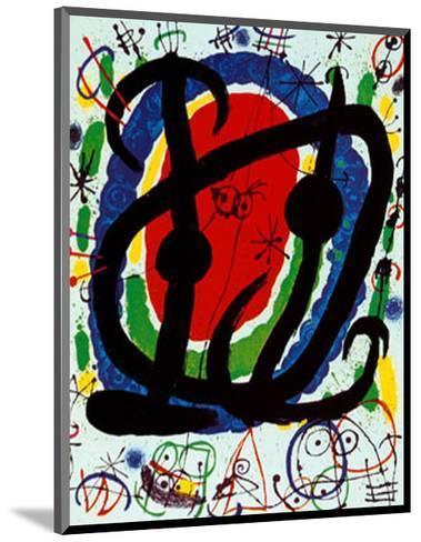 Exposition XXII Salon-Joan Mir?-Mounted Art Print