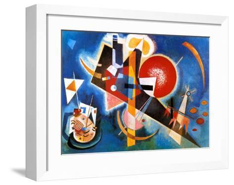 Im Blau, c.1925-Wassily Kandinsky-Framed Art Print