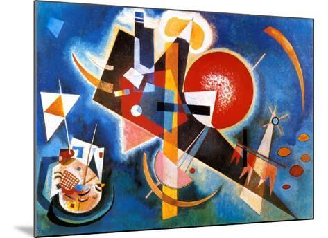 Im Blau, c.1925-Wassily Kandinsky-Mounted Art Print