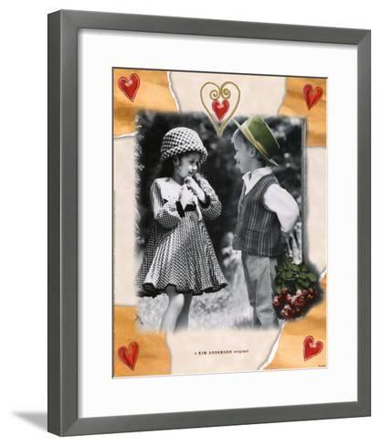 My Valentine-Kim Anderson-Framed Art Print