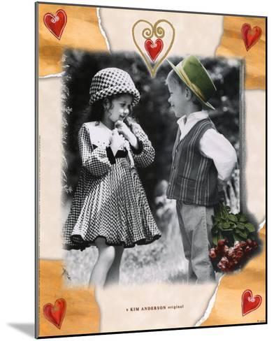 My Valentine-Kim Anderson-Mounted Art Print