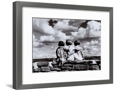 Entre Nous-H^ Armstrong Roberts-Framed Art Print