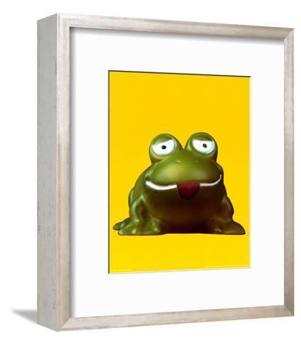 Frog--Framed Art Print