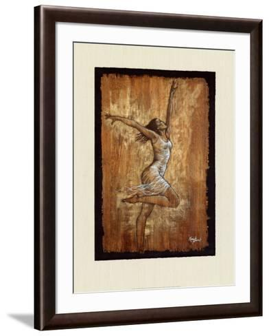 Dance of Joy I-Monica Stewart-Framed Art Print