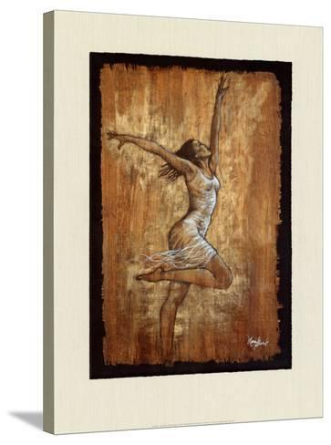 Dance of Joy I-Monica Stewart-Stretched Canvas Print