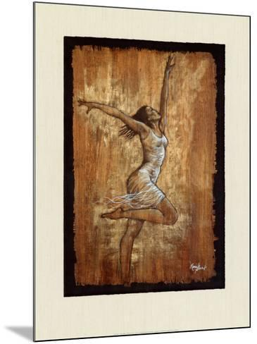Dance of Joy I-Monica Stewart-Mounted Art Print