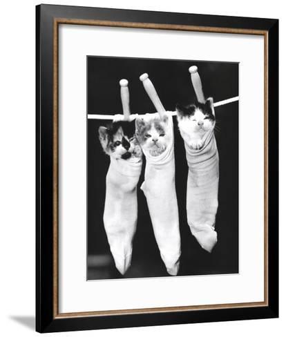 Pin Ups-H^ Armstrong Roberts-Framed Art Print