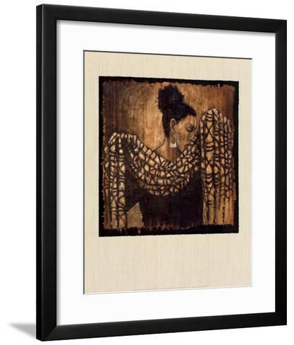 Wrapped in the Moment-Monica Stewart-Framed Art Print