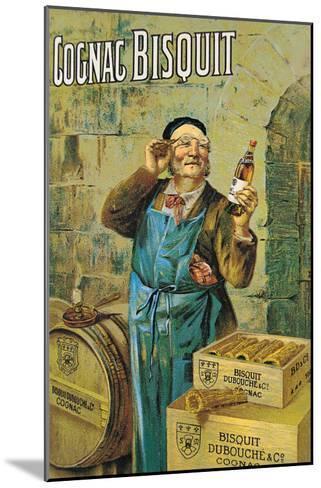 Cognac Bisquit--Mounted Art Print
