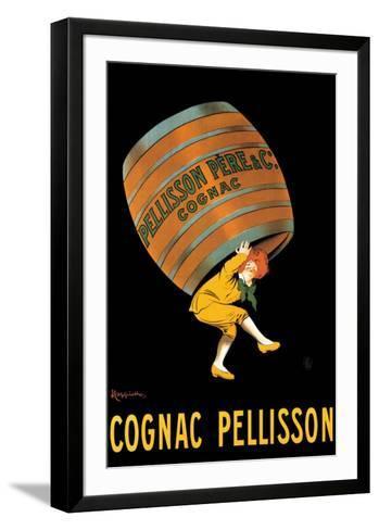 Cognac Pellison-Leonetto Cappiello-Framed Art Print