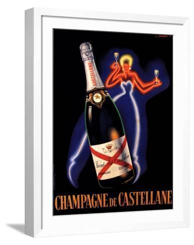 Castellane-Robert Falcucci-Framed Art Print