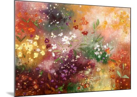 Meadow Garden VI-Aleah Koury-Mounted Art Print