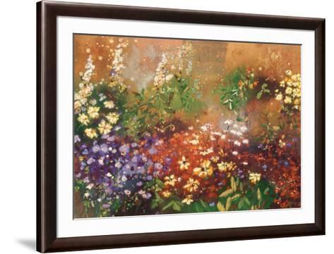Meadow Garden V-Aleah Koury-Framed Art Print