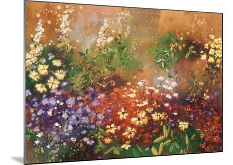 Meadow Garden V-Aleah Koury-Mounted Art Print