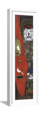 Silent Message-Charles Chu-Framed Art Print