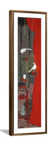 Between Us-Charles Chu-Framed Art Print