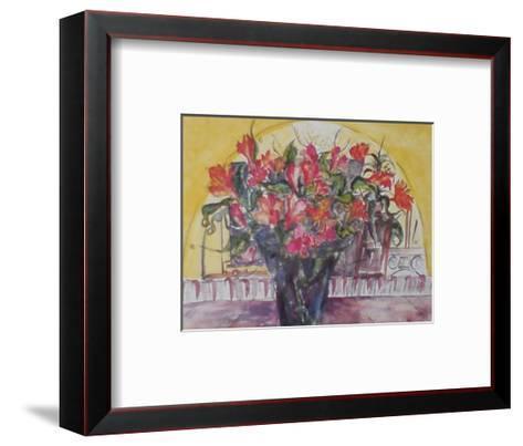 Peruvian Lilies-Gemma Cotsen-Framed Art Print