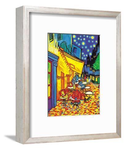 Ok Cafe-Julia Hulme-Framed Art Print