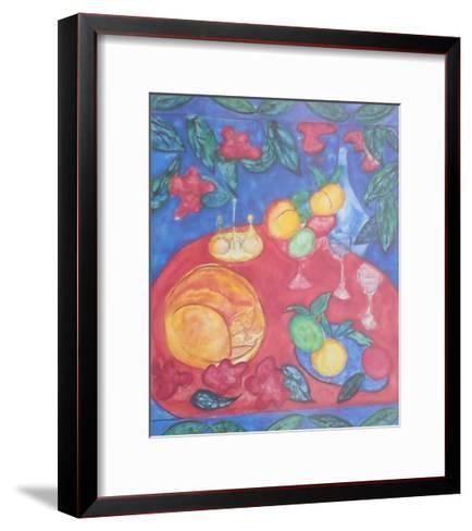 Table of Eden-Gemma Cotsen-Framed Art Print