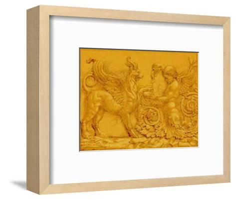 Romain Ornaments III-Owen Jones-Framed Art Print