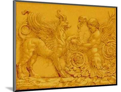 Romain Ornaments III-Owen Jones-Mounted Art Print