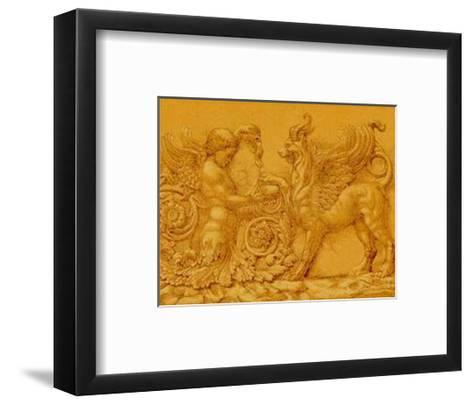 Romain Ornaments II-Owen Jones-Framed Art Print