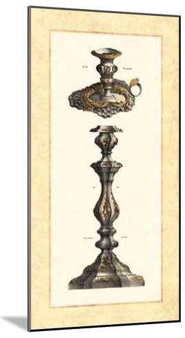 Plateria  Candelabro II--Mounted Art Print