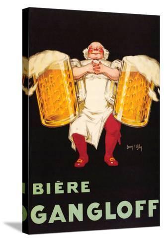Biere Gangloff-Jean D' Ylen-Stretched Canvas Print