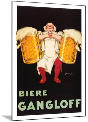 Biere Gangloff-Jean D' Ylen-Mounted Art Print