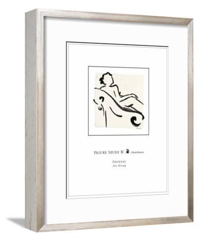 Figure Study IV-Cheryl Roberts-Framed Art Print