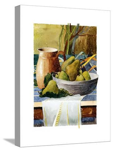 Still Life II-Franz Heigl-Stretched Canvas Print