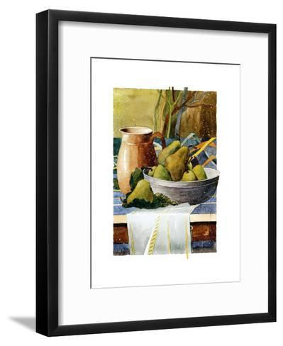Still Life II-Franz Heigl-Framed Art Print