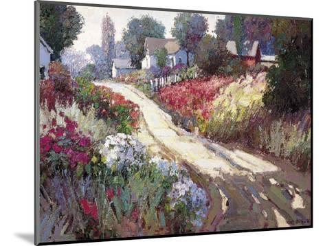 Spring Lane-Kent Wallis-Mounted Art Print