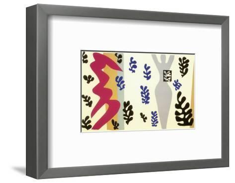 Knife Thrower-Henri Matisse-Framed Art Print