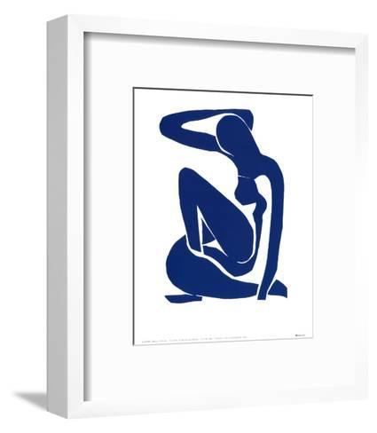 Blue Nude I, c. 1952-Henri Matisse-Framed Art Print