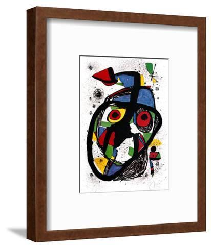 Carota, c.1978-Joan Mir?-Framed Art Print