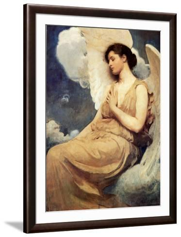 Winged Figure-Abbott Handerson Thayer-Framed Art Print