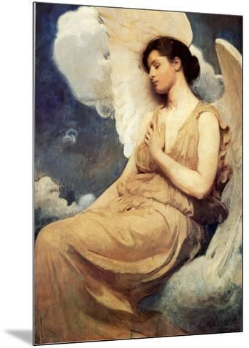 Winged Figure-Abbott Handerson Thayer-Mounted Art Print